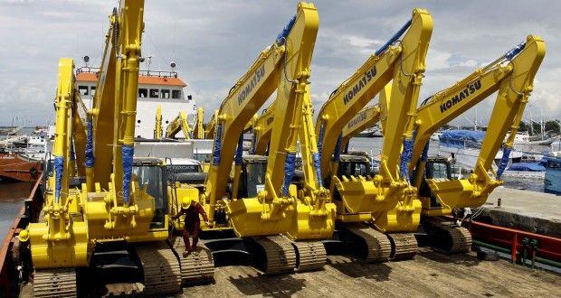 PT Trackindo Utama Incar Sektor Konstruksi dan Maritim | Berita Daerah