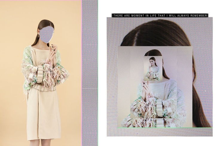 Domi Grzybek F/W - Everything I have from my mother