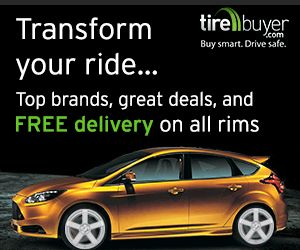 """We deliver to U.S. addresses. Please enter a U.S. Zip Code. Shop tires … """"I finally looked at TireBuyer.com and sure enough they had my tire in stock and…""""; http://influencie.com/tire-buyer-website/"""