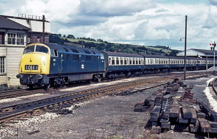 Railway Herald :: Imaging Centre :: 806 at Exeter St Davids