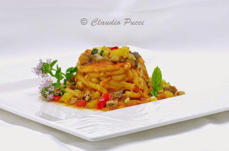 Salsa all'ortolana #ricetta di @claudiopucci