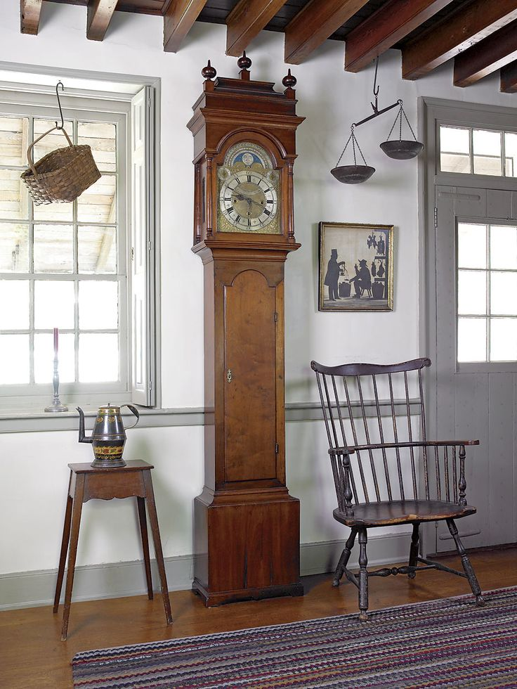 best 25 early american decorating ideas on pinterest early american colonial decorating and. Black Bedroom Furniture Sets. Home Design Ideas
