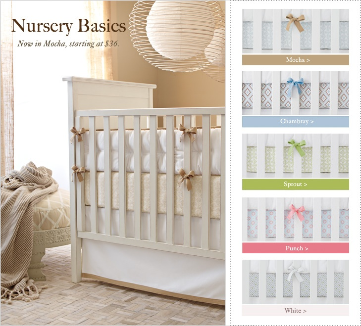 81 best crib bedding images on pinterest baby room for Serena and lily baby girl bedding