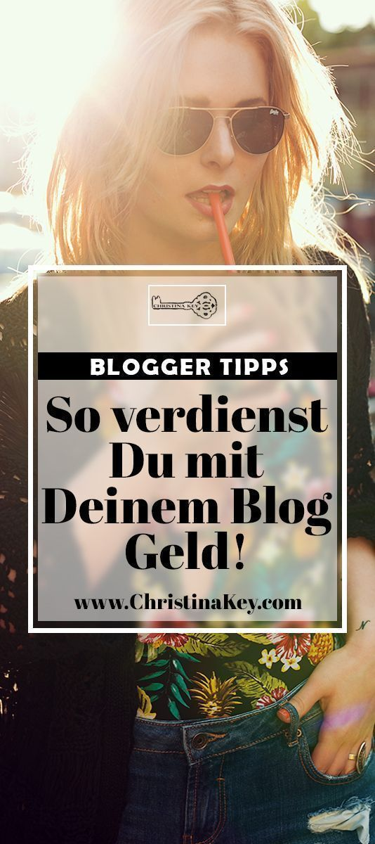 Geld verdienen als Blogger – So geht's – Suchmaschinenoptimierung