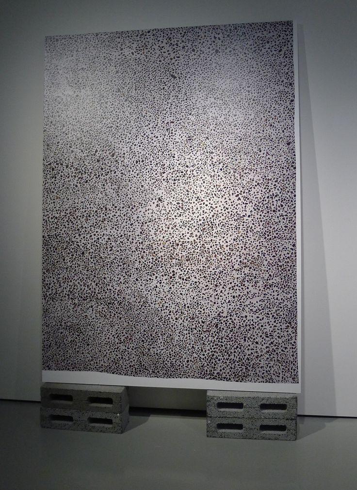 Bogda Luiza Wisniewska: Image Limbo, 2016, öljy kankaalle, 250x280 cm - Saskia Ry:n stipendi  - Kuvan Kevät 2016