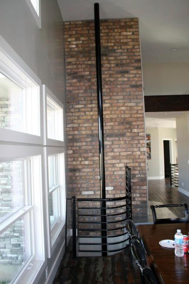 Man On Fire Pole : Images about homes with fire poles on pinterest