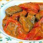 Recetas light fáciles: Goulash de carne