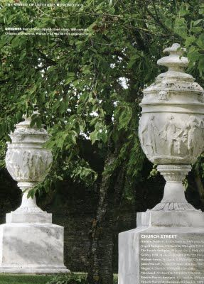 Urns are the life of the party –   Gardens