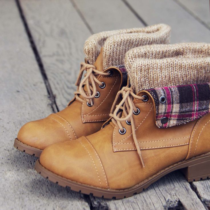 Fall Legend Booties in Sand, Cozy Fall & Winter Booties from Spool No.72 | Spool No.72
