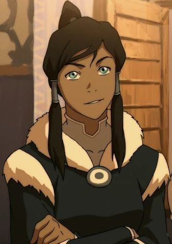 The Legend of Korra ~I really need to watch this, but I'm waiting for the whole thing to be finished before I start it so I don't get stuck waiting for the next book...
