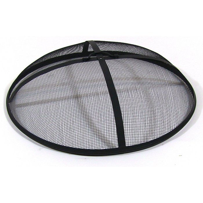 Knoxville Heavy Duty Fire Pit Spark Screen Fire Pit Screen Fire Pit Spark Screen