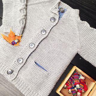 cardigan, knitting pattern