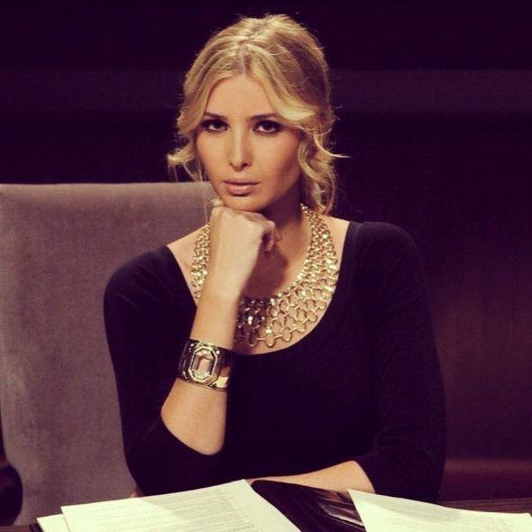 Flashback Friday: Ivanka Trump in pieces from the Octagonal Collection on The Apprentice