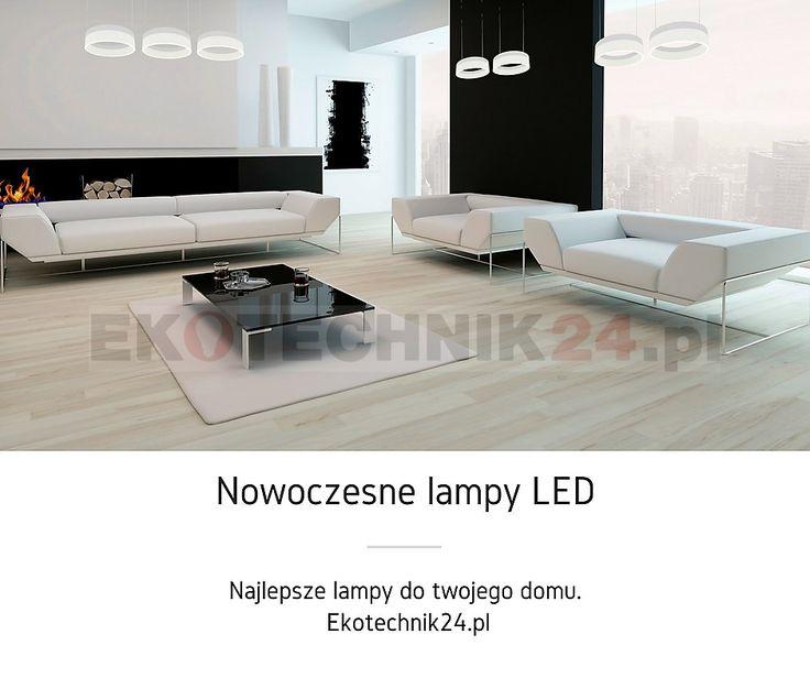 Lampa wisząca LED Ring 407. Milagro - autoryzowany sklep internetowy #dom #wnętrza #salon