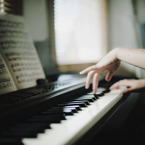 Top 25 Ideas About Playing Piano On Pinterest