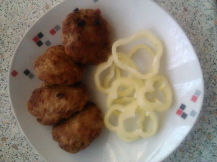 Sýrové karbanátky. Autor receptu: sonizna