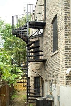 Roscoe Village Complete Renovation - industrial - Exterior - Chicago - Chicago Renovation & Development