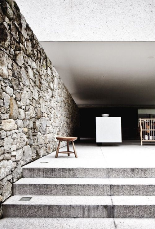 justthedesign: Marcio Kogan, Entrance 2, House 6 Photography By...