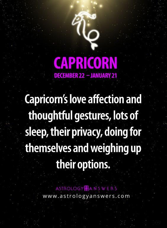 #Capricorn :)