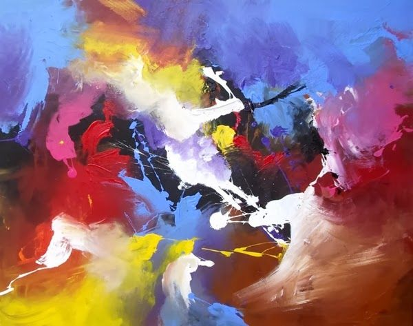 Abstract paintings oil painting on canvas and abstract art paintings