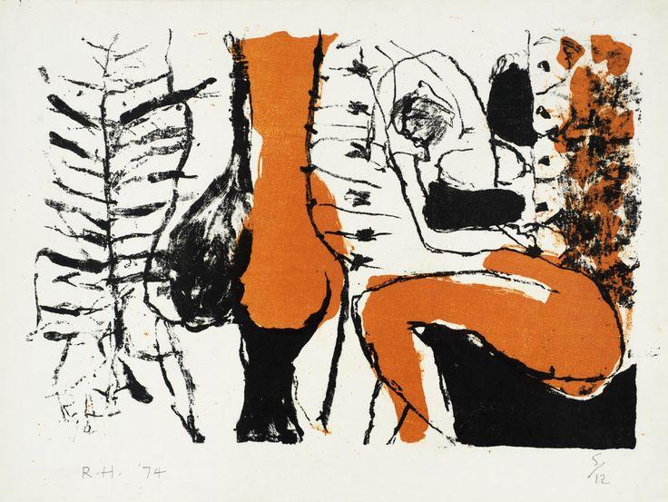 'Untitled', Roger Hilton | Tate
