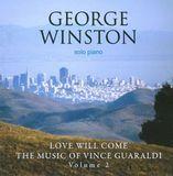 Love Will Come: The Music of Vince Guaraldi, Vol. 2 [CD]