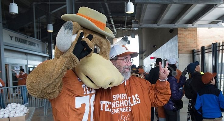 Texas Baseball Alumni Day