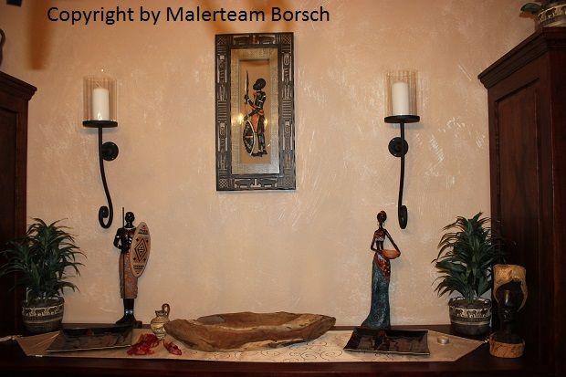 Wandgestaltung und Raumaustattung http://www.borsch-info.de/