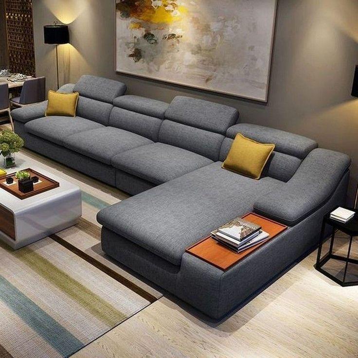 50 Beautiful Living Room Decor Ideas For Gorgeous And Elegant Spaces 1 Lingoistica Com Furniture Design Living Room Minimalist Living Room Living Room Sofa