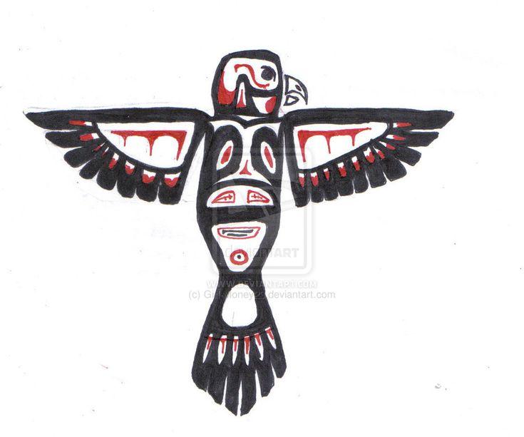 cozy pacific northwest native american art eagle on arts