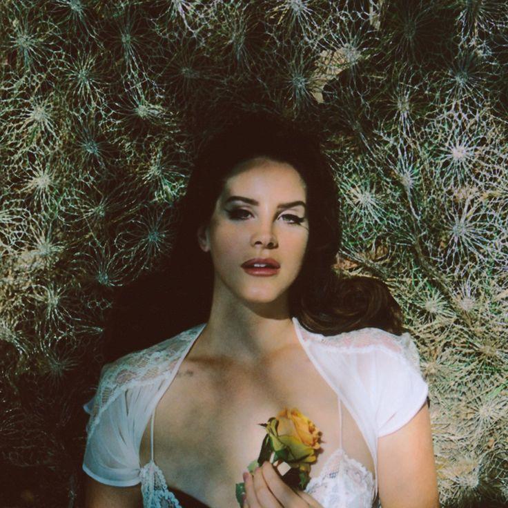 Lana Del Rey by Neil Krug for Honeymoon (2015)