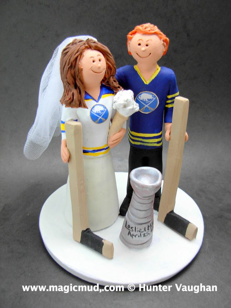 custom hockey wedding cake toppers 1000 images about hockey wedding cake toppers on 13202