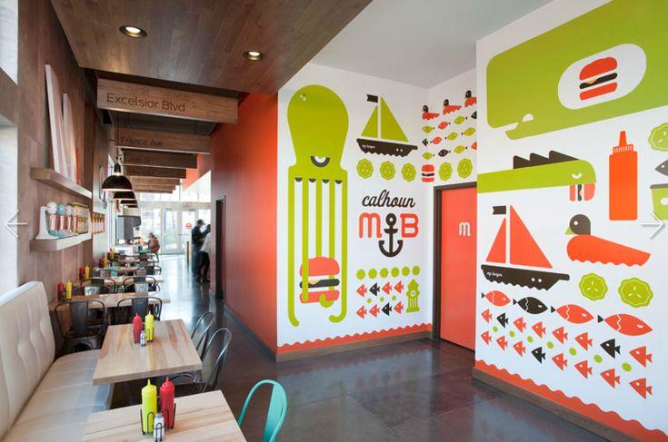 http://fameretail.com fast food interior design | chips ...