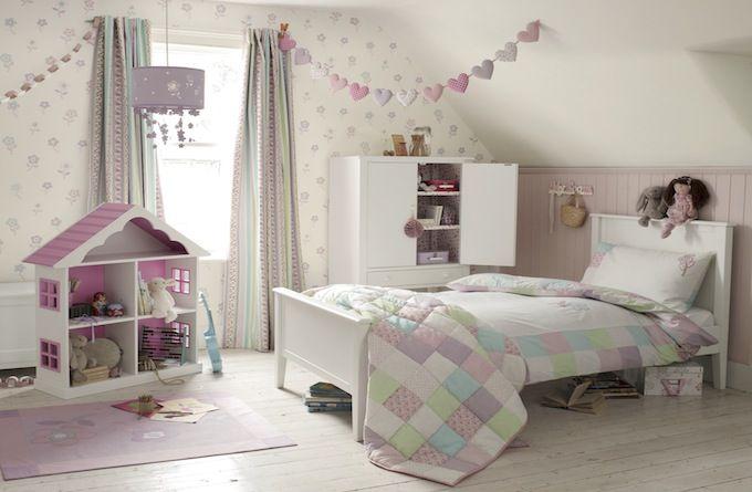 Laura Ashley Blog: Décor Solutions: Girl's Bedroom