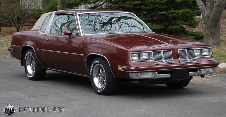 1982 oldsmobile cutlass supreme photo of a 1982. Black Bedroom Furniture Sets. Home Design Ideas