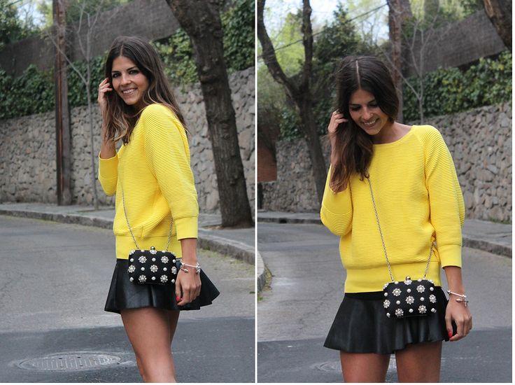 Jersey amarillo TrendyTaste.