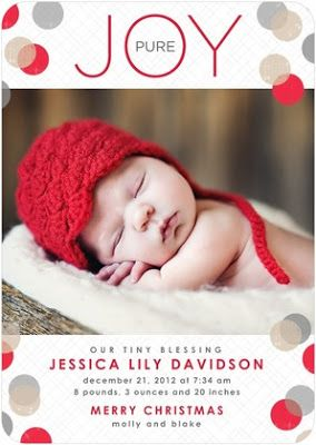 Best 25 Christmas birth announcements ideas on Pinterest #1: d91e ffc38b4bdb0af2935ff1390 christmas birth announcements holiday birth announcement