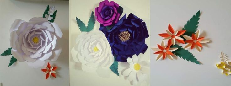 Não é de hoje que começamos a ver flores de papel gigantes na decoração de casamentos. Muitocomuns na decoração de casamentos americanos, essas flores são lindas e extremamente propícias a darem u…