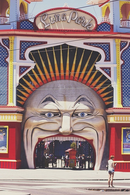 Luna Park, Melbourne - Australia