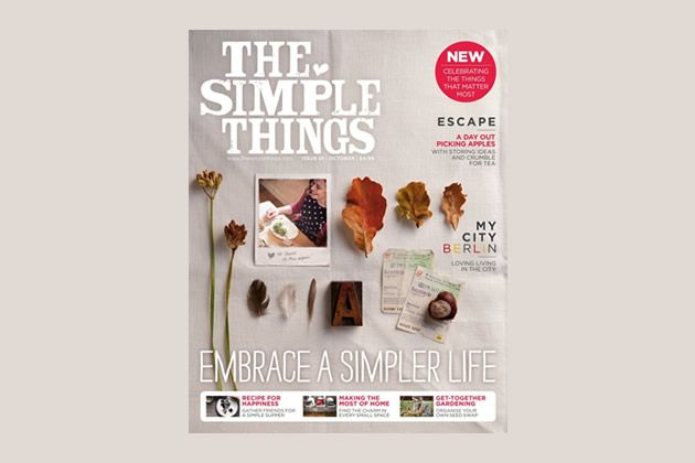 Issues | The simple things: Magazine Covers, Design Trends, Magazines Subscription, Simple Things, Magazines Covers, Simplethingsandsweet Image, Things Magazines, Books Covers Design, Crafts Magazines