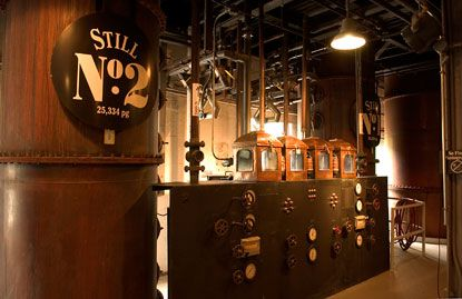 Visit Nashville, TN - Jack Daniels Distillery, FREE