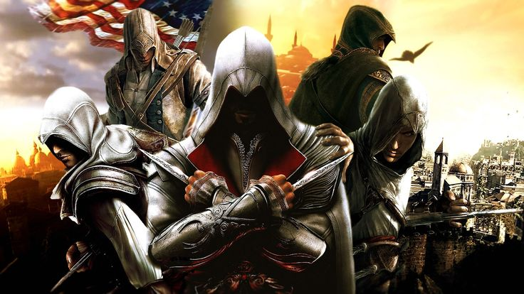 assassins creed pc backgrounds hd, 1555 kB - Clint Robin