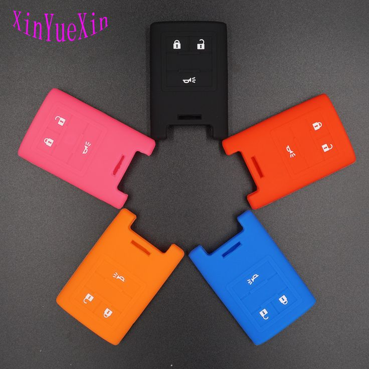 Xinyuexin Silicone Car Key Cover FOB Case For Chevrolet Captiva 2014 Spark Onix Volt Aveo Sonic Smart Remote Key Case Car-stying. Yesterday's price: US $2.50 (2.04 EUR). Today's price: US $1.80 (1.46 EUR). Discount: 28%.