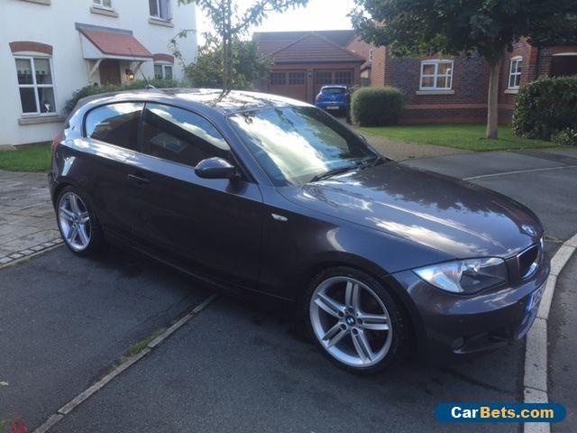 BMW 1 Series - 120d M Sport 177ps #bmw #120 #forsale #unitedkingdom