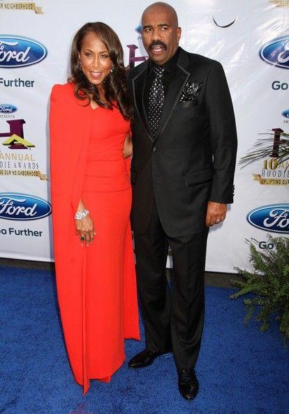 Bobby Brown, Selita Ebanks & Terrence J, Tichina Arnold & Friends Hit Steve Harvey's Hoodie Awards