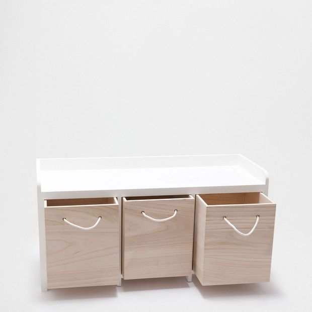 The Best Pieces From The Zara Home Kids Collection - Stool With Drawers