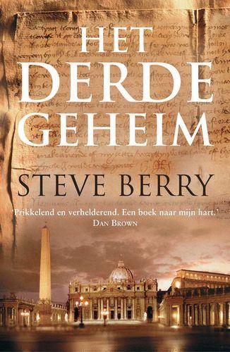 Steve Berry - Het Derde Geheim