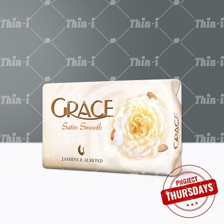 Grace Soap. #Packaging #Dmart #FMCG