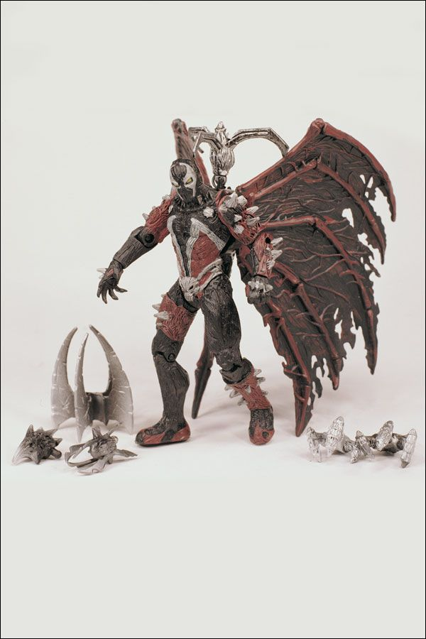 Spawn The Movie 1997 - Deluxe Attack Spawn