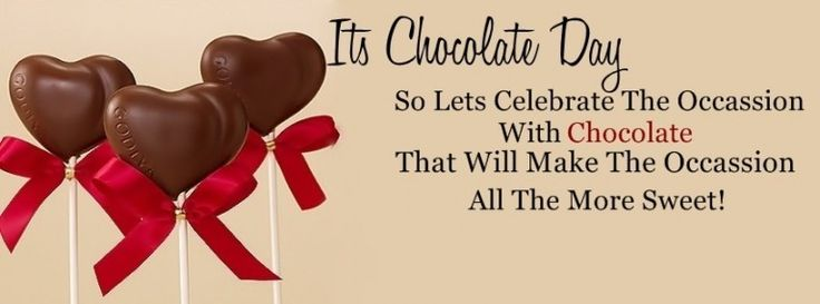 Happy Chocolate Day Images Status [Quotes] & Wishes SMS